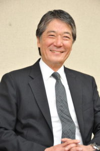 The Chemical Daily CEO Osamu Odajima