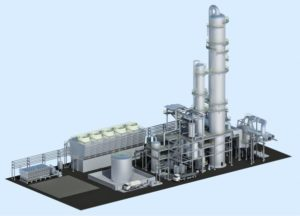 Toshiba to Start Operation of World's First Commercial-Use Carbon Capture and Utilization System