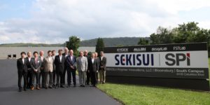 Sekisui Chemical Develops New, High-performance Plastic Sheets for Aircraft Seats
