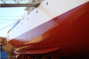Nippon Paint Marine Develops Environmentally Friendly Ship Hull Paint
